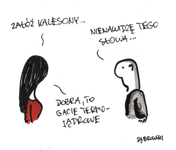 kalesony